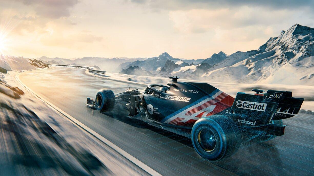 Alpine_F1_Car