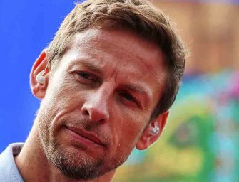 Jenson Button is back at Williams Racing