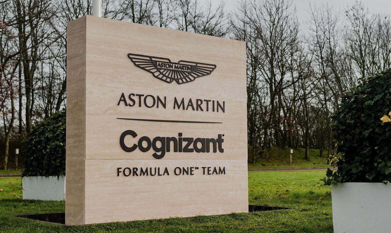 Aston Martin Cognizant1