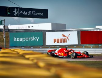 The Scuderia takes to the track from Monday with seven drivers