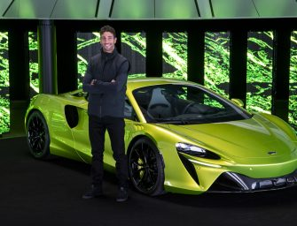 The McLaren Artura – all new hybrid supercar