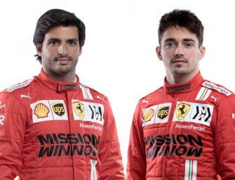 Scuderia Ferrari 2021 team presentation