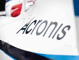 Acronis and Williams F1 extend their partnership