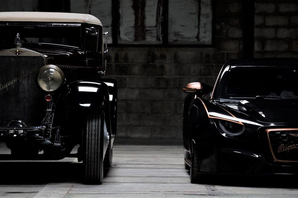 Hispano Suiza hypercar: from legend to reality