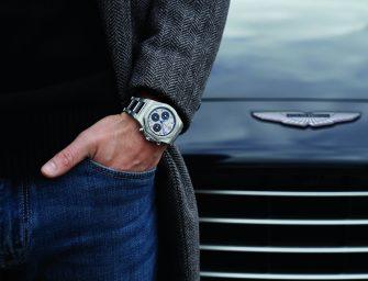 Girard-Perregaux named as an official watch partner of Aston Martin