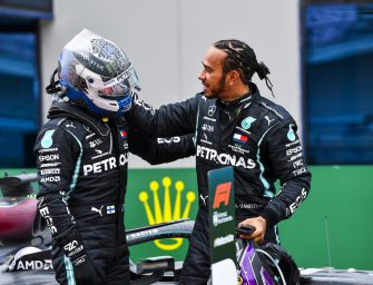 Valtteri Bottas: underwhelming or simply not on Hamilton's level?