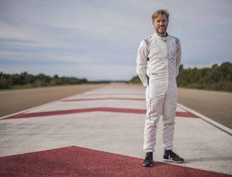 Nick Heidfeld tests Automobili Pininfarina Battista hyper GT