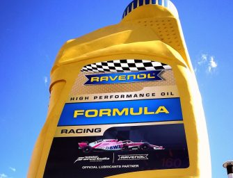 Ravenol extends its partnership with Aston Martin Cognizant F1 Team