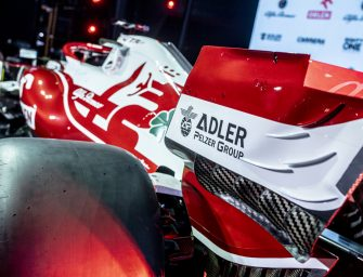 Adler Group and Sauber Motorsport continue their partnership