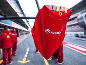 Brembo and Scuderia Ferrari continue their partnership
