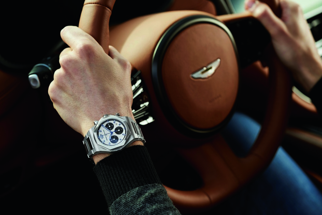 Girard-Perregaux x Aston Martin Partnership Announcement