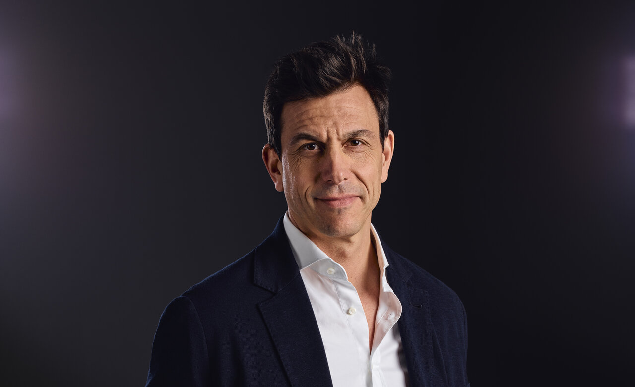 Collateral Studio Shoot - Toto Wolff - Portraits