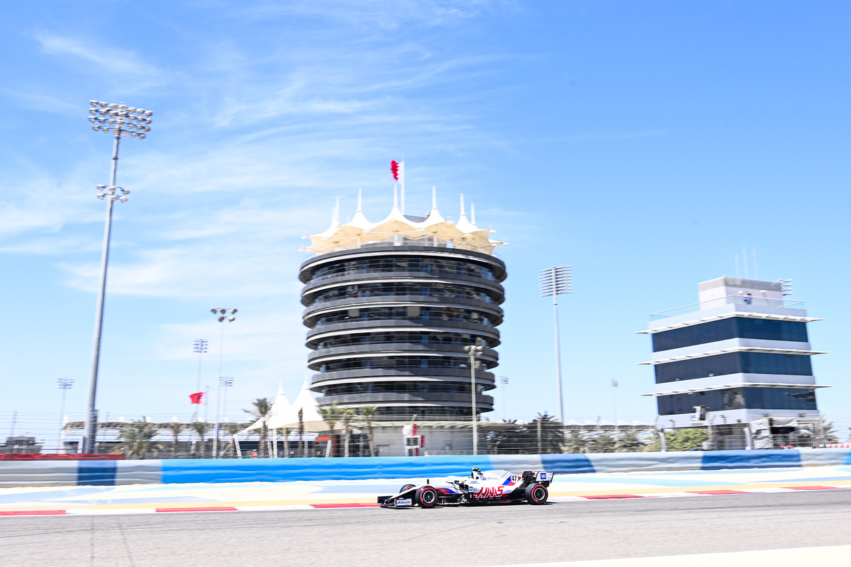 Formula 1 2021: Bahrain March testing