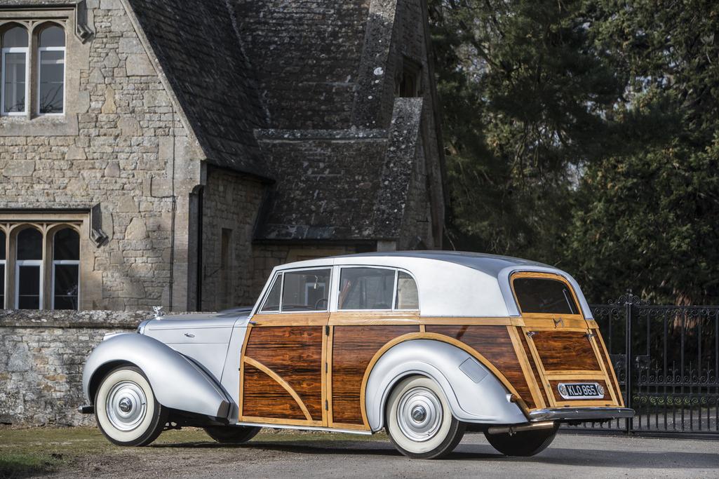 1949 Bentley MKVI