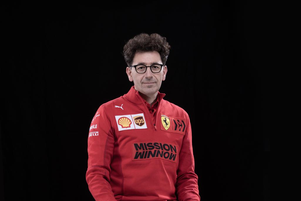 Scuderia Ferrari Mission Winnow 2021 - Mattia Binotto