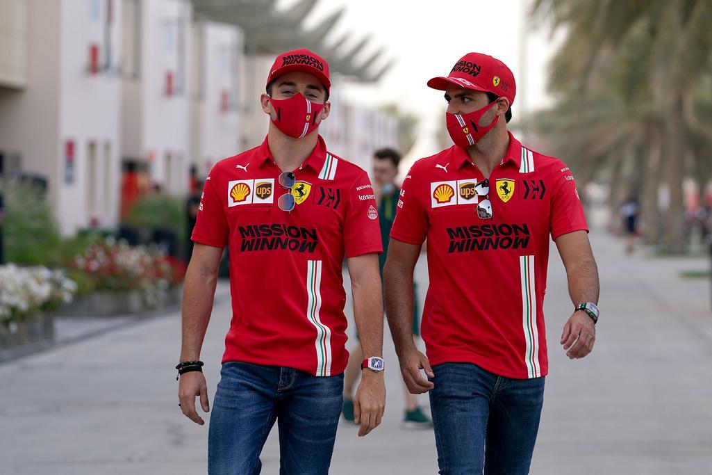 GP BAHRAIN F1/2021 - GIOVEDÌ 25/03/2021