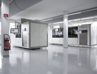 Scalmalloy is utilised by Sauber Engineering