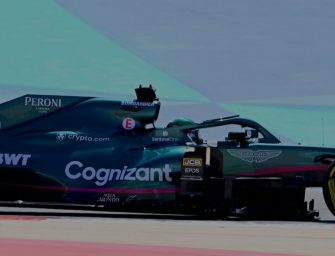 First Formula 1 NFTs are created by Aston Martin F1 Team and Crypto.com