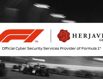 Herjavec Group is appointed as the official cyber security services provider to Formula 1