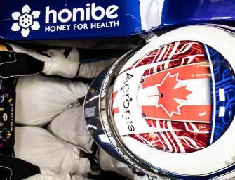 Honibe and Williams Racing sign a partnership agreement