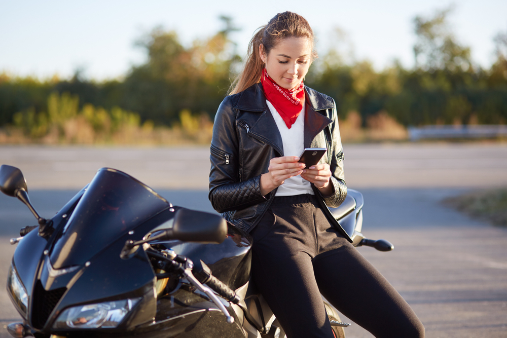 Motorcycle blogs