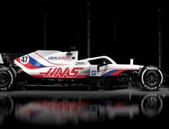 Uralkali becomes Haas F1 Team title sponsor