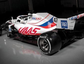 1&1 partnered with Uralkali Haas F1 Team