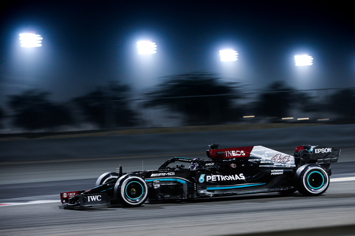 2021 Bahrain Pre-Season Test, Day 2 - Wolfgang Wilhelm