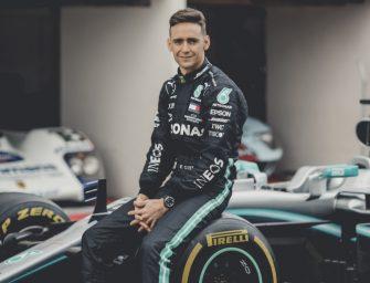 Esteban Gutierrez becomes Mercedes-AMG Petronas F1 Team's ambassador