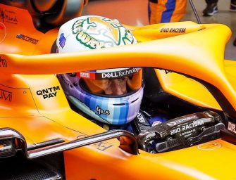 QNTMPAY becomes an official banking partner to McLaren Racing