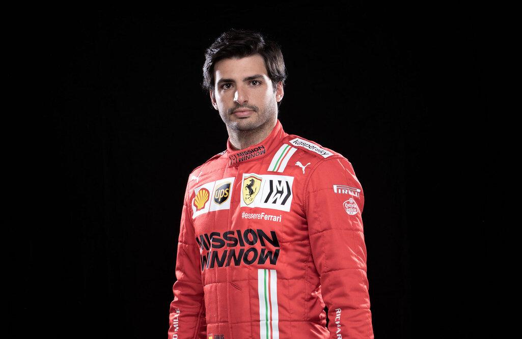 Scuderia Ferrari Mission Winnow 2021 - Carlos Sainz