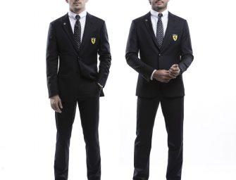 Giorgio Armani – a stylish partnership with Scuderia Ferrari