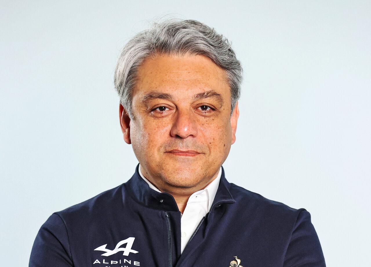 Motor Racing - Alpine F1 Team Launch