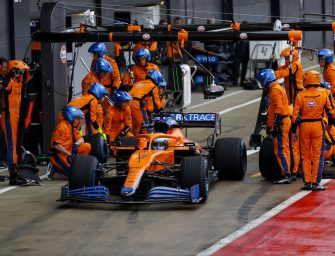 AkzoNobel and McLaren Racing extend their partnership