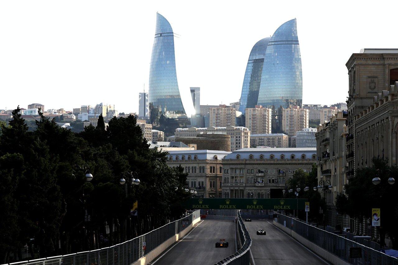 Formula 1 Azerbaijan Grand Prix 2021