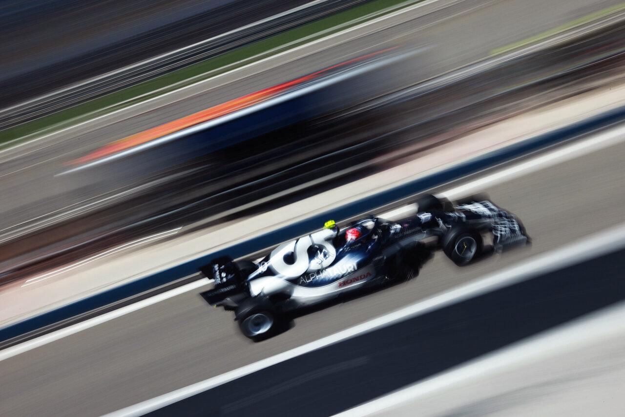 Formula 1 Testing in Bahrain - Day 3