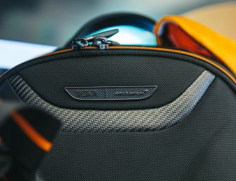Tumi and McLaren unveil luggage and travel collection