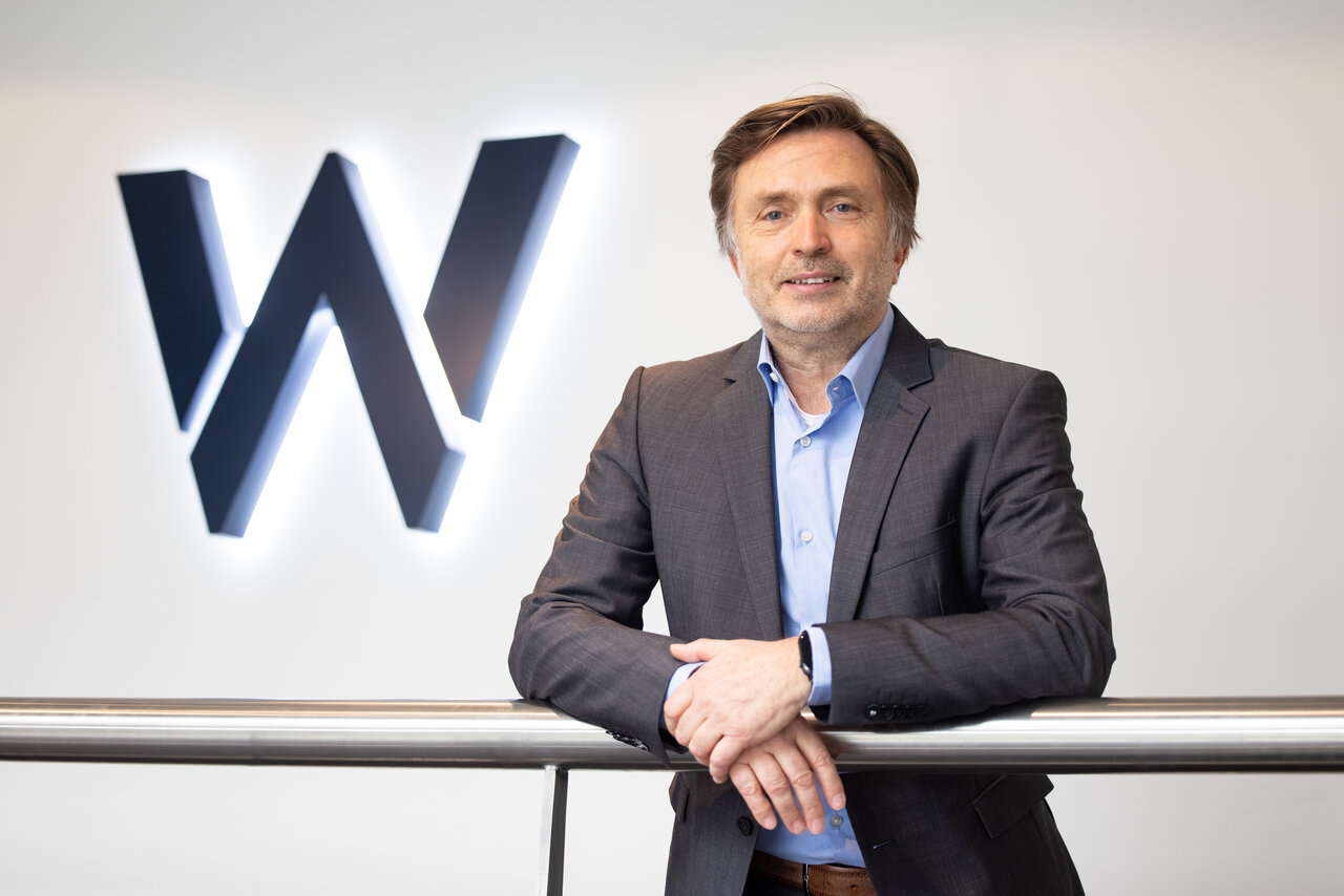 Jost Capito (GER) Williams Racing F1 Chief Executive Officer. Williams Racing FW43B - 2021 Car Launch, Friday 5th March 2021, Grove, UK