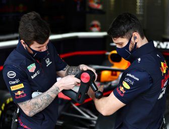 Therabody and Red Bull Racing – a recovery agreement