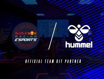 Hummel – official Red Bull Esports kit partner