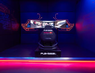 Playseat and Red Bull Racing formed an Esports partnership