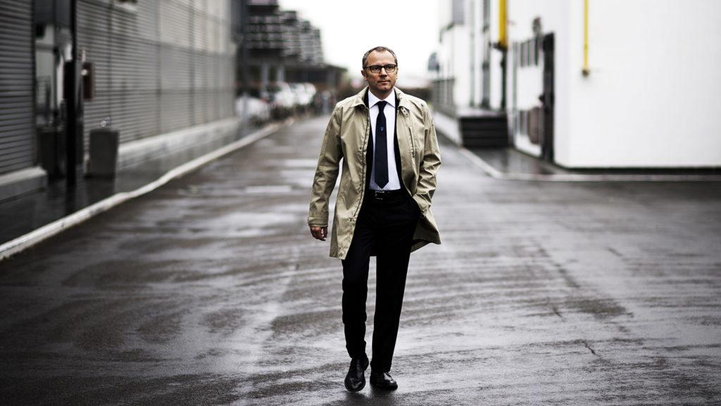 Stefano Domenicali President and CEO Formula 1