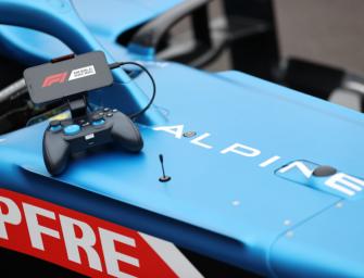 T2M partners with Alpine F1 Team