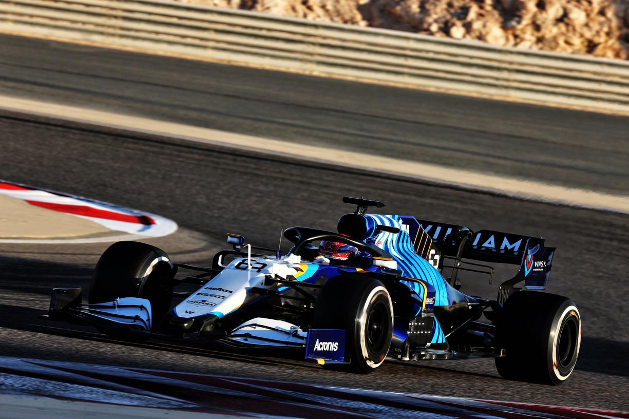 Motor Racing - Formula One Testing - Day Three - Sakhir, Bahrain
