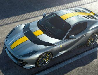 New Ferrari limited edition V12