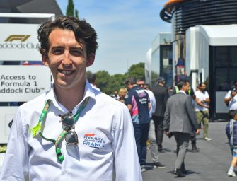 Pierre Guyonnet-Duperat: we want to organise the best Grand Prix in the world