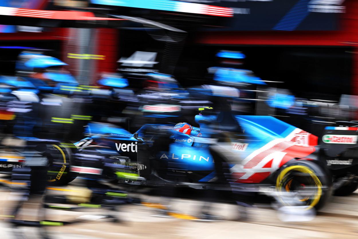Motor Racing - Formula One World Championship - Emilia Romagna Grand Prix - Race Day - Imola, Italy