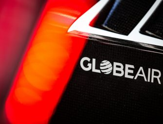 Alfa Romeo Racing takes off with GlobeAir
