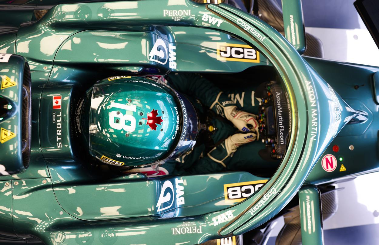 Aston Martin Cognizan F1 Team best pictures: