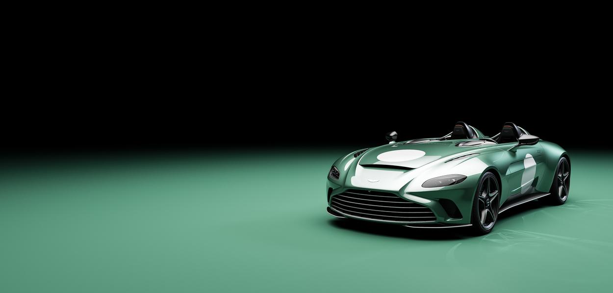 v12 speedster